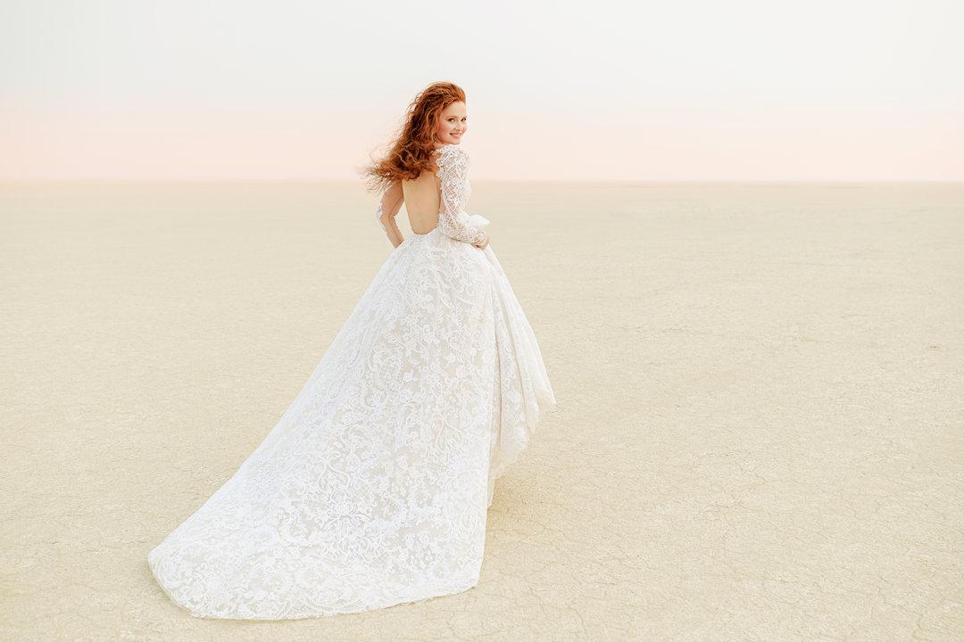 Hayley Paige Style 62107 Dalton Bridal Gown
