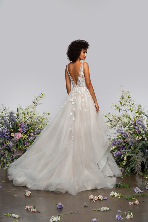 Hayley Paige Style 62109 Hermione Bridal Gown