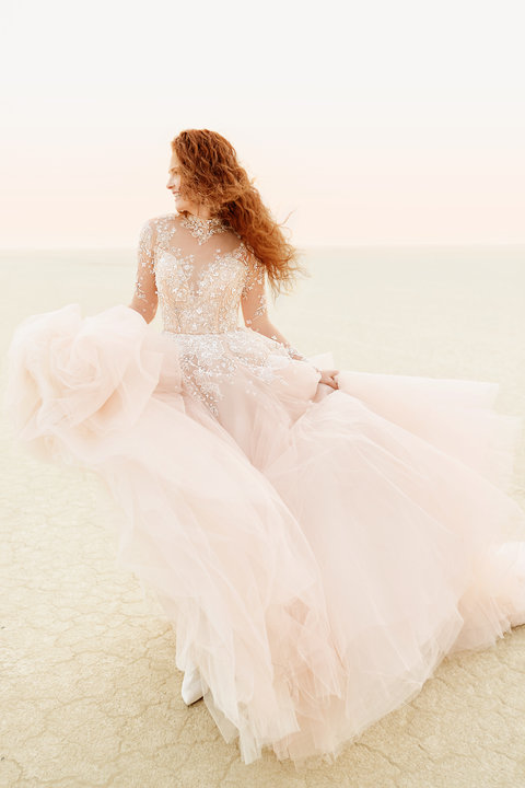 Hayley Paige Style 62110 Rarity Bridal Gown