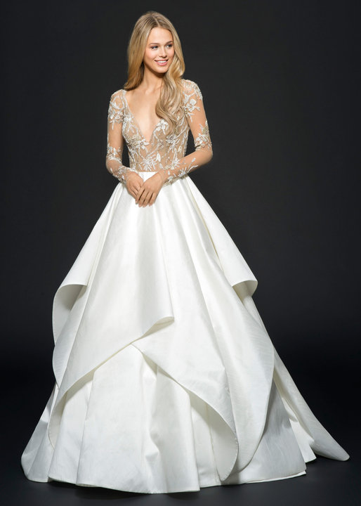 Hayley Paige Style 6650 Collins Bridal Gown