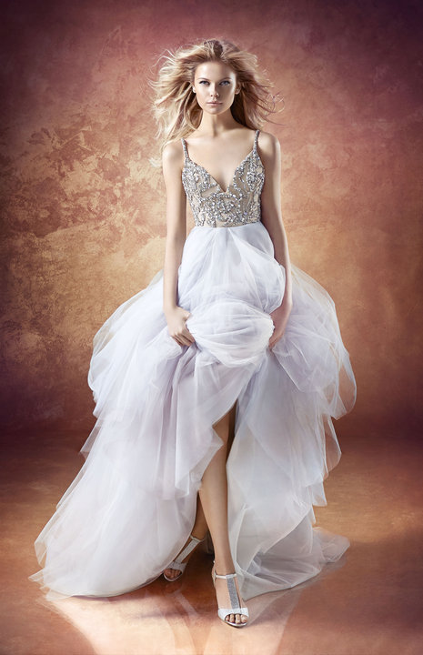 Hayley Paige Style 6656 Bridal Gown