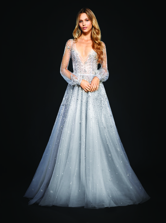 Hayley Paige Style 6700 Lumi Bridal Gown