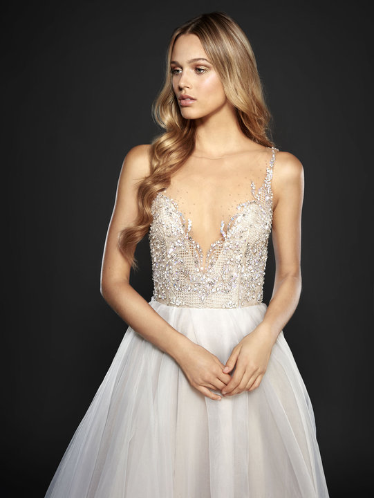 Hayley Paige Style 6701 Kenny Bridal Gown