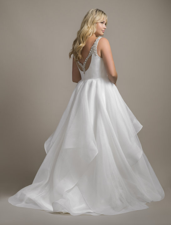 Hayley Paige Style 6704 Dare Bridal Gown
