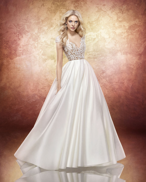 Hayley Paige Style 6705 Chandler Bridal Gown