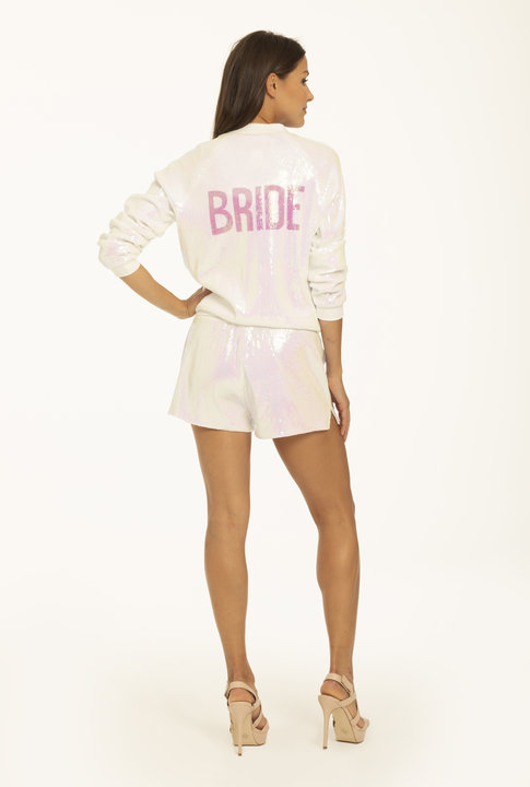 Athleisure Bride Jacket