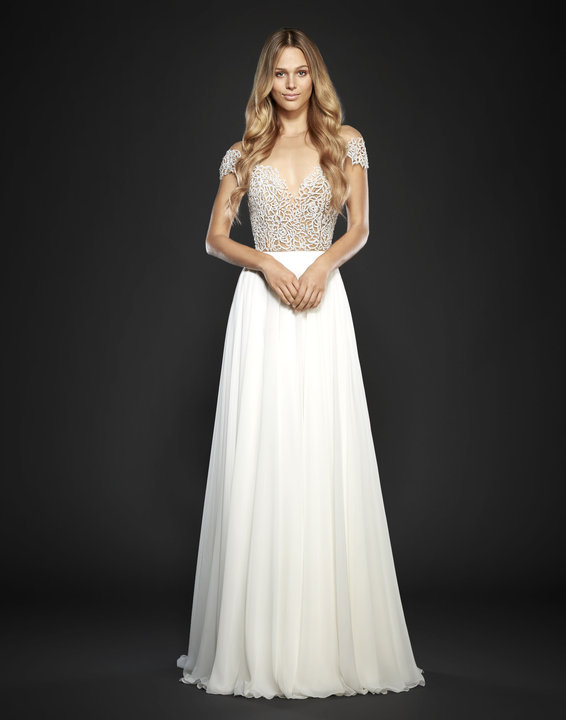 Hayley Paige Style 6710 Celine Bridal Gown