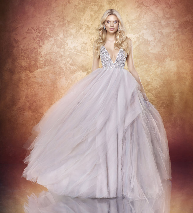 Hayley Paige Style 6712 Jem Bridal Gown
