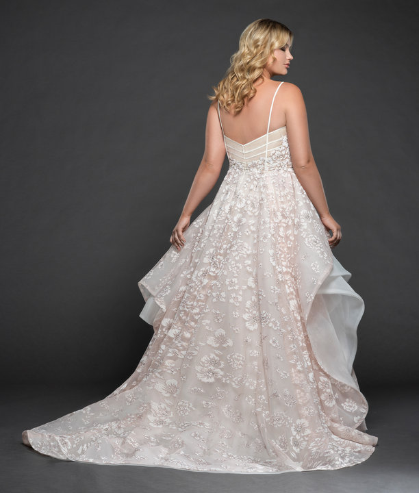 Hayley Paige Style 6755 Reagan Bridal Gown