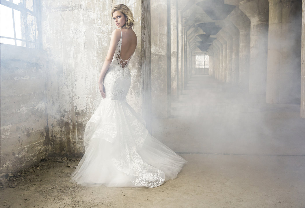 Hayley Paige Style 6758 Park Bridal Gown