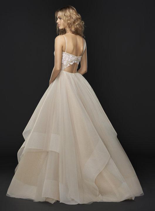 Hayley Paige Style 6760 Keegan Bridal Gown