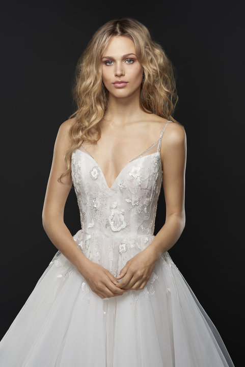 Hayley Paige Style 6764 Gael Bridal Gown