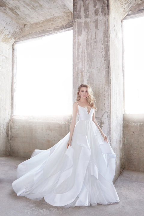 Hayley Paige Style 6800 Andi Bridal Gown