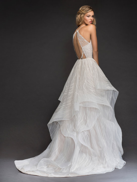 Hayley Paige Style 6810 Mercury Bridal Gown