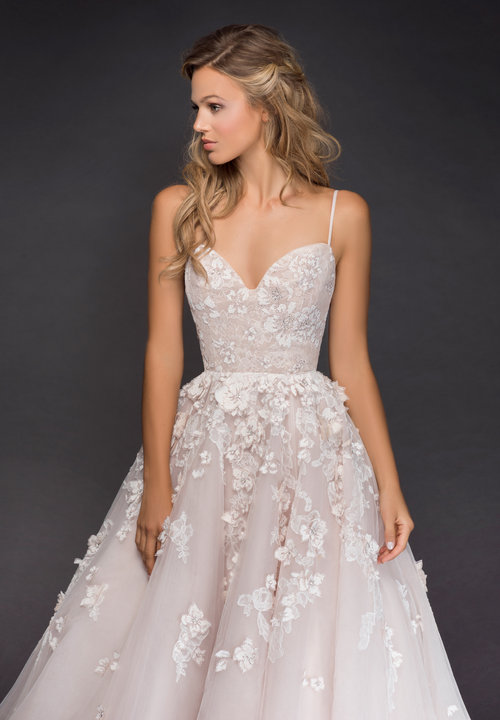 Hayley Paige Style 6814 Arden Bridal Gown