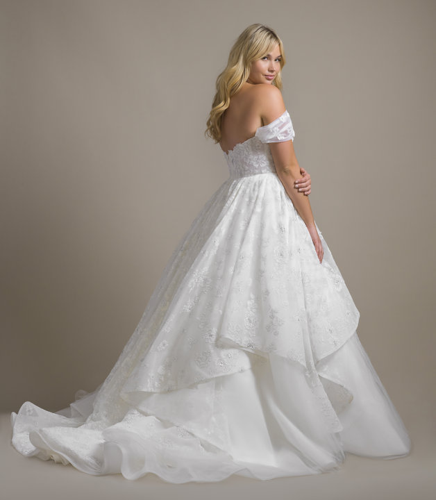 Hayley Paige Style 6860 Lyla Bridal Gown