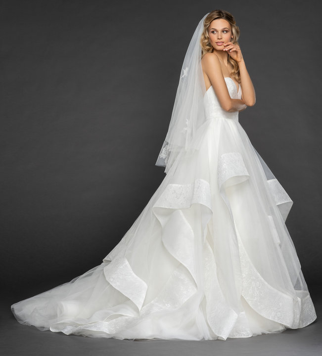 Hayley Paige Style 6863 Quinn Bridal Gown