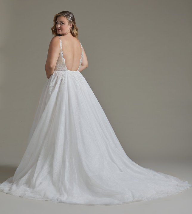 Hayley Paige Style 6904 Nash Bridal Gown