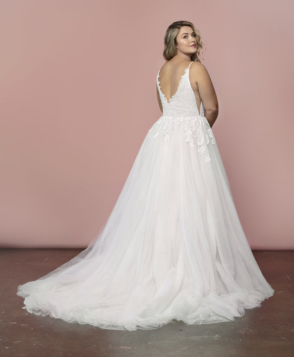 Hayley Paige Style 6904S Nash Bridal Gown