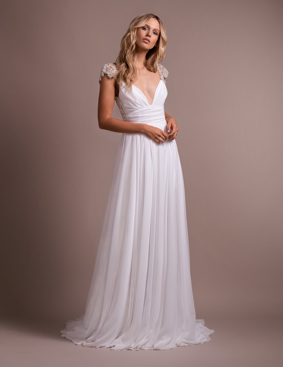 Hayley Paige Style 6905 Kemper Bridal Gown