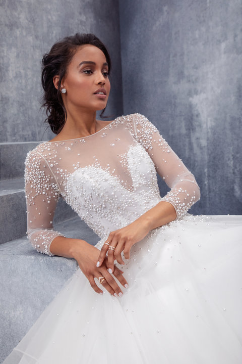 Hayley Paige Style 6909 Effie Bridal Gown