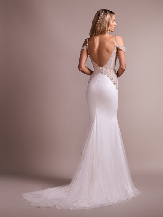 Hayley Paige Style 6910 Elton Bridal Gown