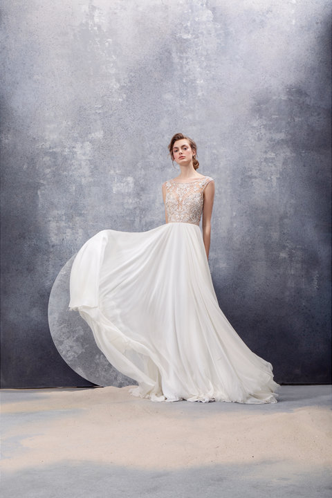 Hayley Paige Style 6911 Hemmingway Bridal Gown