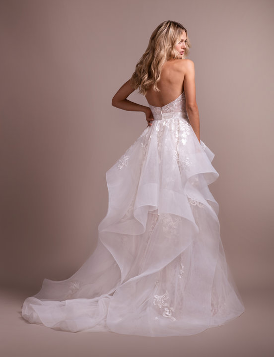 Hayley Paige Style 6914 Elke Gown