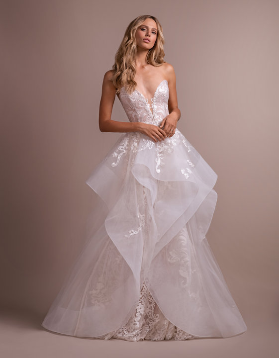 Hayley Paige Style 6914 Elke Bridal Gown