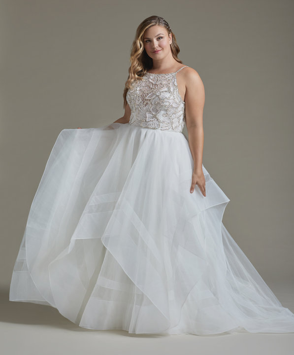 Hayley Paige Style 6916S Tulua Bridal Gown