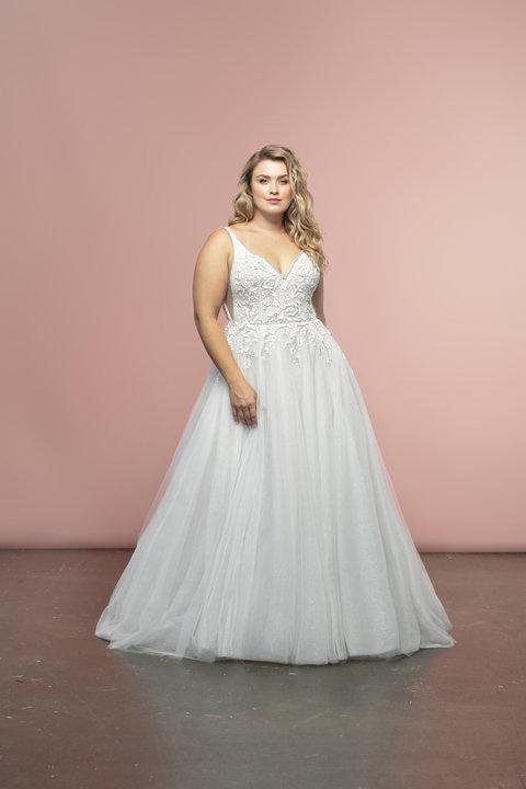 Hayley Paige Style 6950S Lauren Bridal Gown