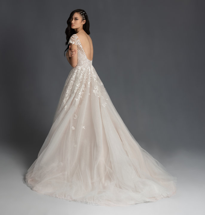 Hayley Paige Style 6951 Brando Bridal Gown