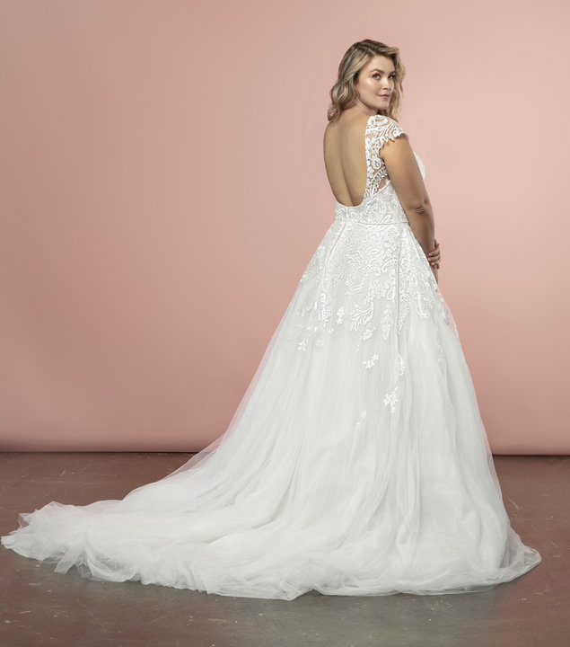 Hayley Paige Style 6951S Brando Bridal Gown
