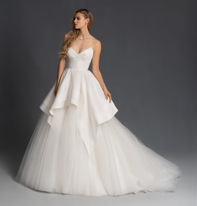 Hayley Paige Style 6956 Domino Bridal Gown