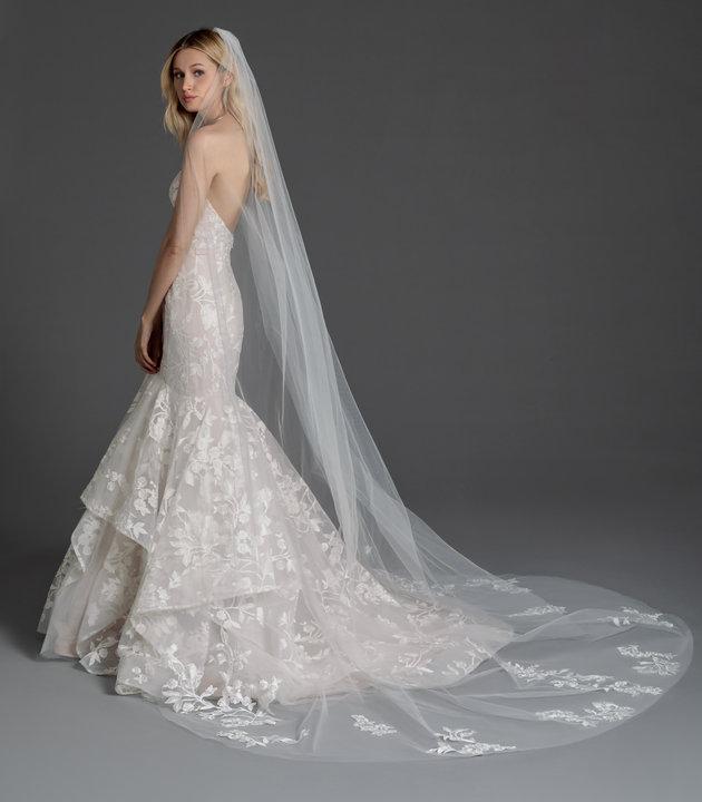 Hayley Paige Style Fleur Veil