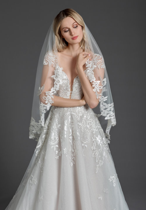 Hayley Paige Style Luxemberg Veil