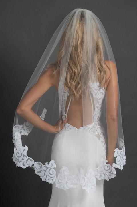 Hayley Paige Style Marrakesh Veil