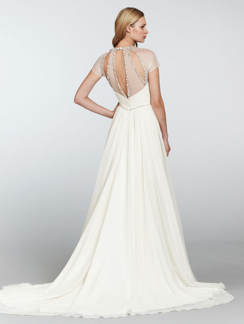 Style 6300 Anya Back View