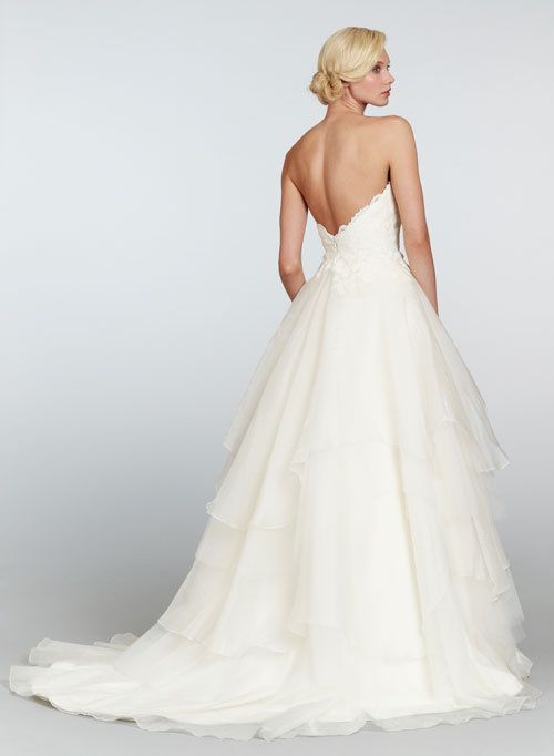 Style 6309 Mila Back View