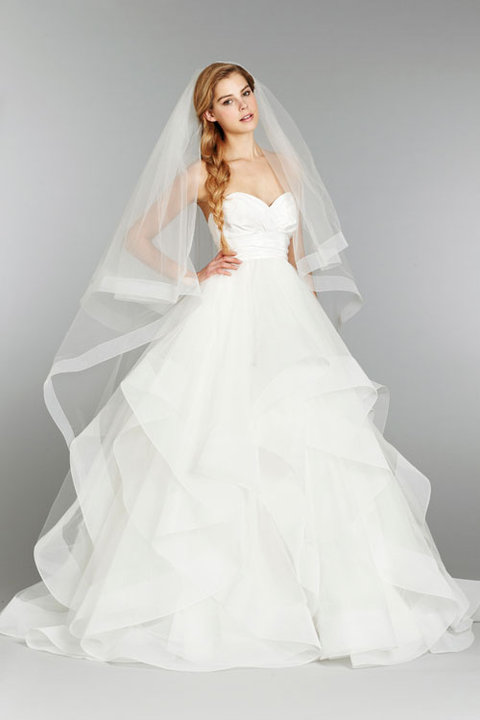 Style 6358 Londyn Veil View