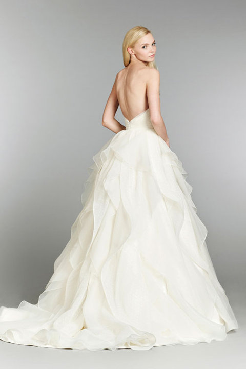Style 6361 Sophie Back View
