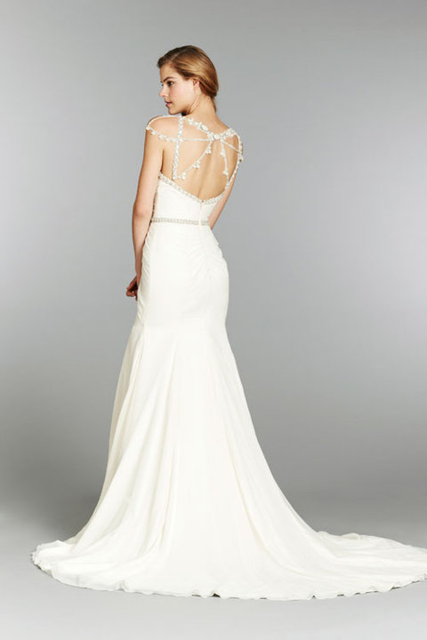 Style 6362 Khalessi Back View