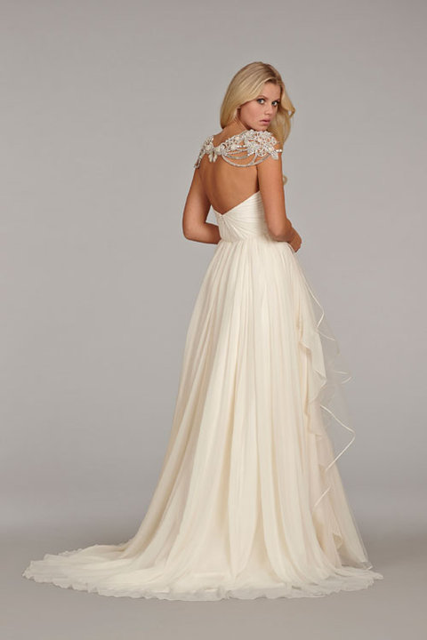 Style 6409 Paloma Back View