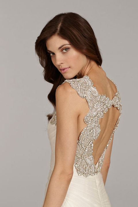 Style 6411 Emeryn Close Up Back View