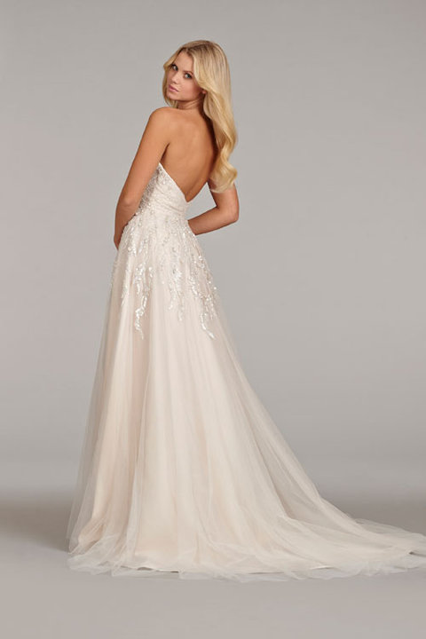 Style 6412 Star Back View