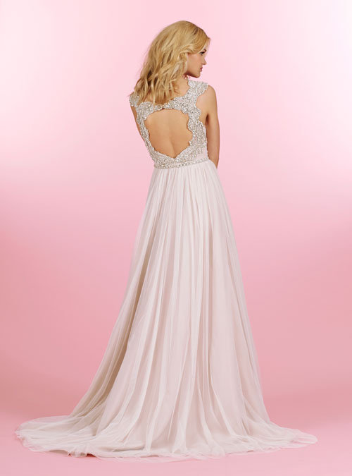 Style 6456 Houston Back View