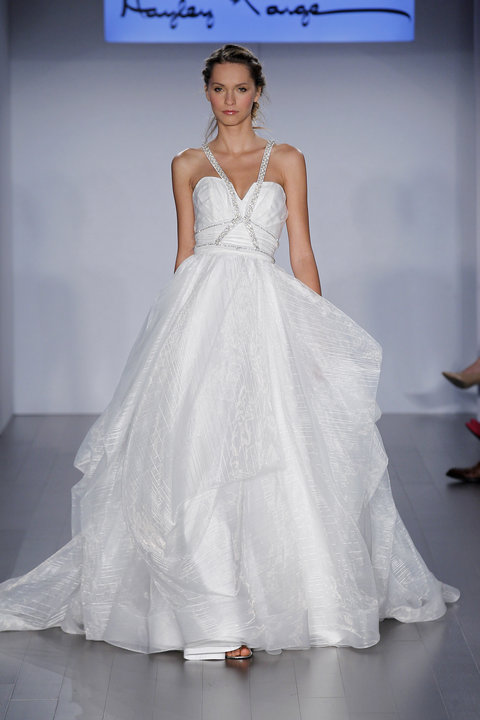 Hayley Paige Style 6507 Esther Bridal Gown