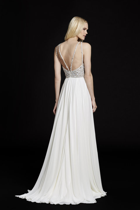 Style 6551 Ellie Back View