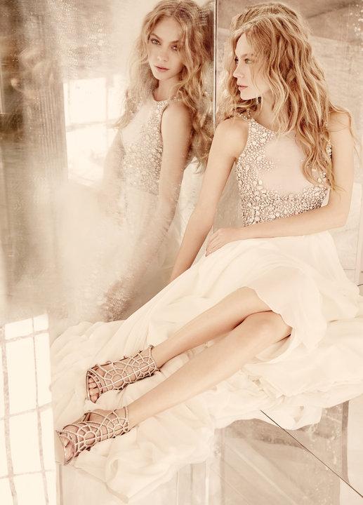 Hayley Paige Style 6551 Ellie Bridal Gown
