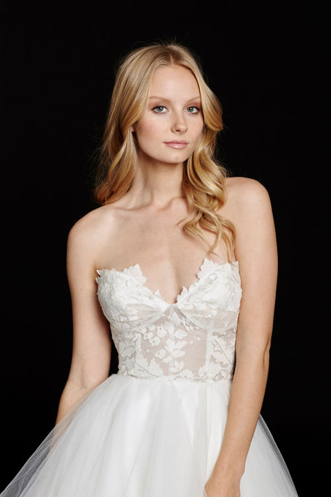 Hayley Paige Style 6552 Chantelle Bridal Gown